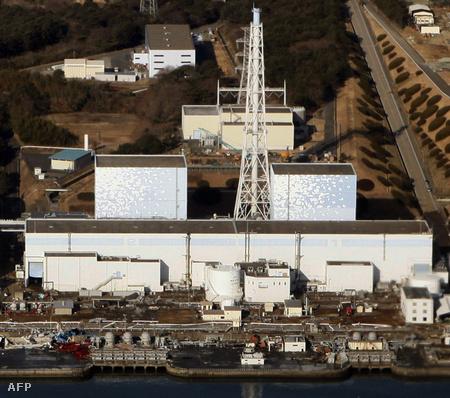 A fukushimai atomerőmű