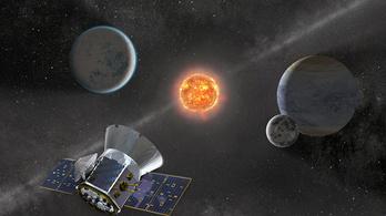 Sikeresen útnak indult az új bolygóvadász űrtávcső