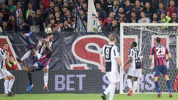 Noname crotonéstól kapott ronaldós ollózós gólt a Juve