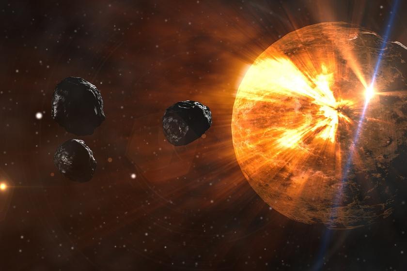 Elveszett bolygó maradványaira bukkantak: senki sem sejtette, honnan származnak