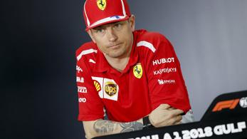 Räikkönen: Erősorrend? Fogalmam nincs.