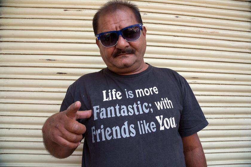 Az élet sokkal fantasztikusabb olyan barátokkal, mint te.