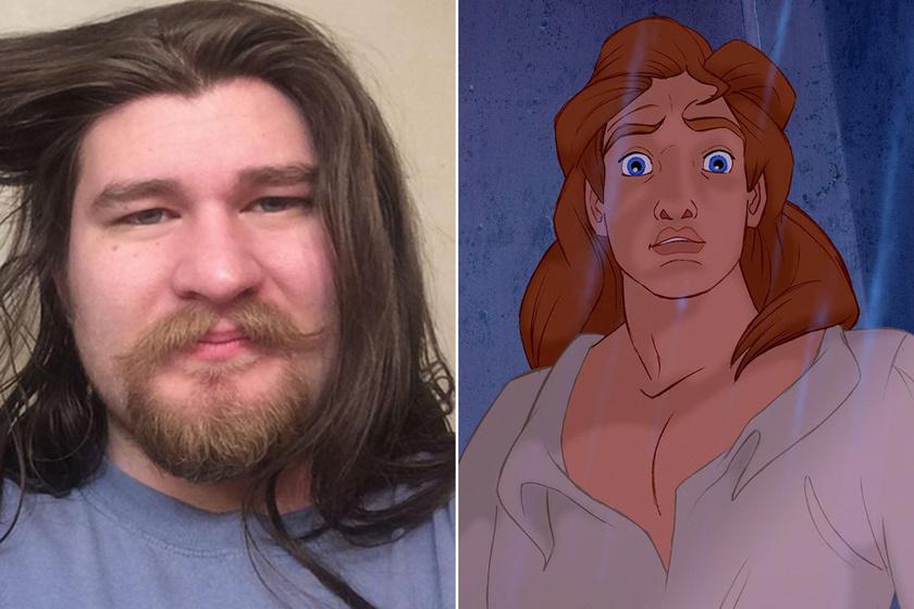 Egykor kövér volt, most úgy néz ki, mint egy Disney-herceg: ámulunk a fotóin