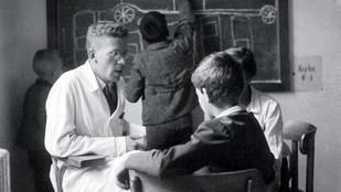 Náci volt, gyerekeket küldött a halálba Hans Asperger