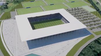 Milliárdokkal drágulhat Mészáros eszéki stadionja