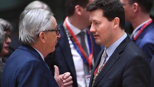 Az Európai Parlament beleszállt Junckerbe