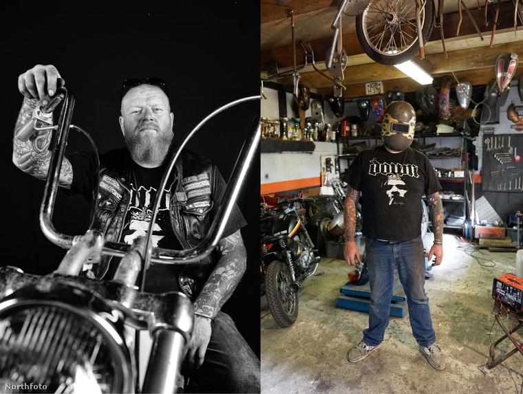 A motorosokról mindenkinek vannak elképzelései, főleg az olyan arcokról, akik Harley-Davidsonon száguldoznak és gyakran különféle bandák tagjai