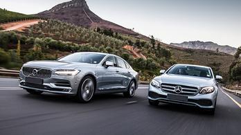Szövetséget köthet a Mercedes és a Volvo
