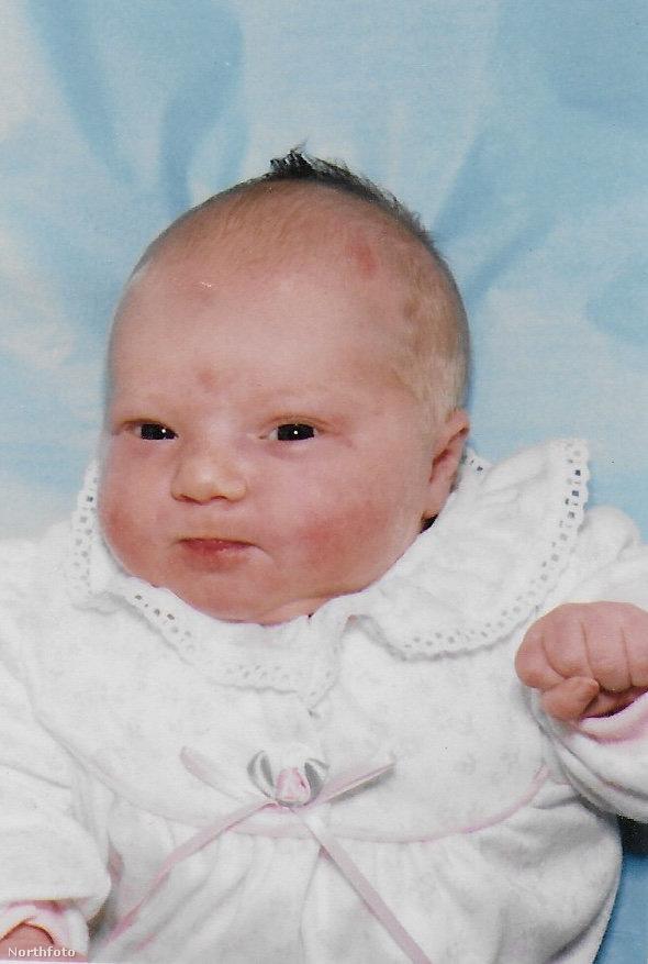 Jamie Frantzról is van újszülöttfotónk!