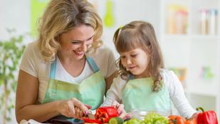 Ezért tanítsd meg főzni a gyereket!