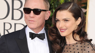 Rachel Weisz és Daniel Craig első közös gyereküket várják
