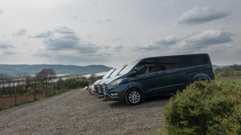Bemutató: Ford Transit/Tourneo Custom - 2018.