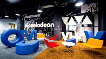 A Viacom közben fű alatt a harmadik legnézettebb csatornacsoport lett