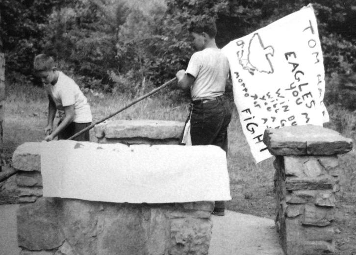 Rablóbarlang-kísérlet (forrás: Gina Perry hivatalos oldala)
