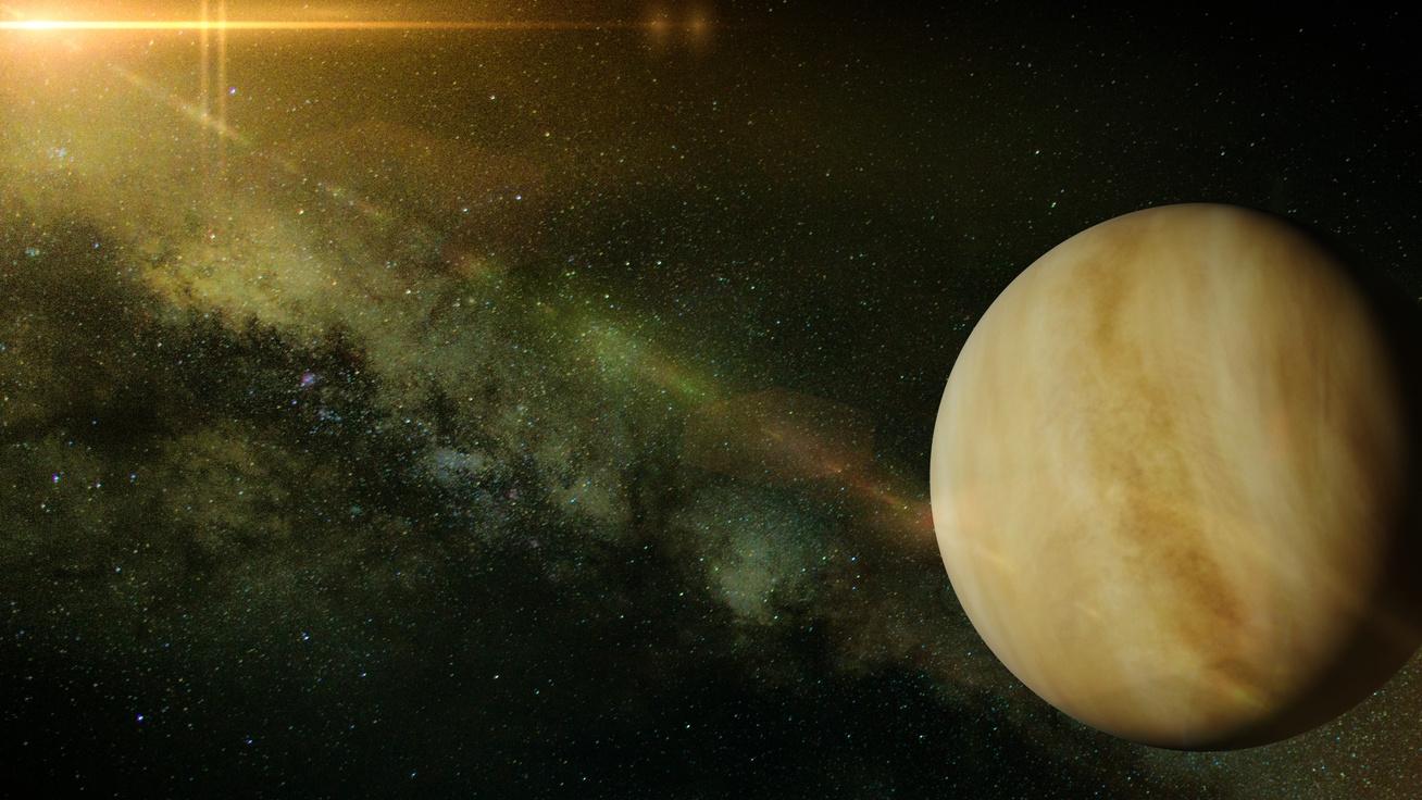 Élet a Vénusz fellegeiben? Titokzatos, sötét foltokra figyelt fel a NASA