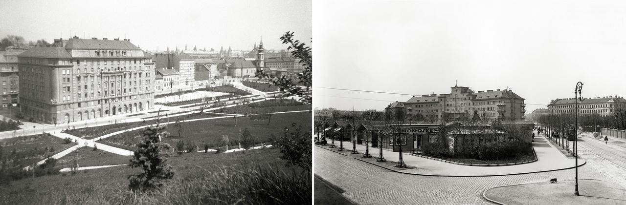 Az első világháború után Európa-szerte megnőtt az állam szerepe a lakásépítésben, felváltva a magánbefektetők addigi túlsúlyát. Ezzel együtt a lakás és a lakóház társadalmi ideológiák küzdőterévé vált: a konyha a női szerepekről (is) szólt, a cselédszoba fennmaradása vagy elhagyása a társadalom rétegzettségéről. Az Attila úti Bethlen-udvar a budapesti támogatott lakásépítés egyik korai példája. Azonban nem szociális alapú, hanem  valójában egy államilag támogatott bérház volt: a kislakások mellett négyszobás felső-polgári otthonokat is kialakítottak benne. Bécsben ugyanekkor nagyszabású városi lakásépítési akció zajlott, amelynek célja az olcsó, de jó minőségű munkáslakás volt. Az utcaképi megjelenésben azonban kerülték a túlságosan egyszerű és ezért filléresnek ható megoldást. A Wildholtzhof lakóház a Simmering Markt-on és a többi munkáspalota azt sugallta, a dolgozó is élhet polgár módra.