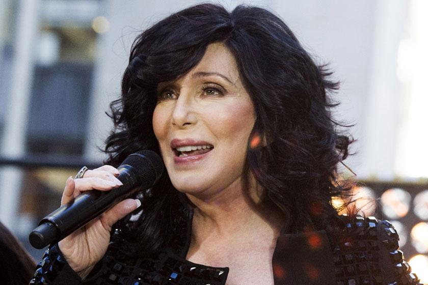 Cher a plasztikai műtétek előtt - Felismernéd a fiatalkori fotóján?