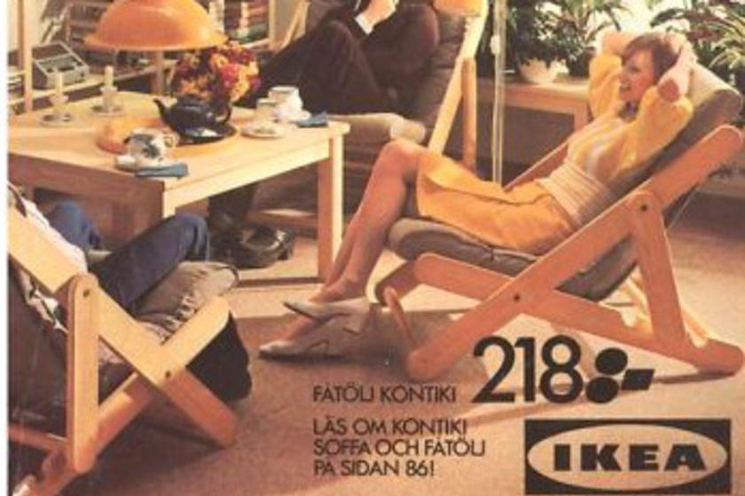 Így változott az IKEA katalógusa az elmúlt 50 évben
