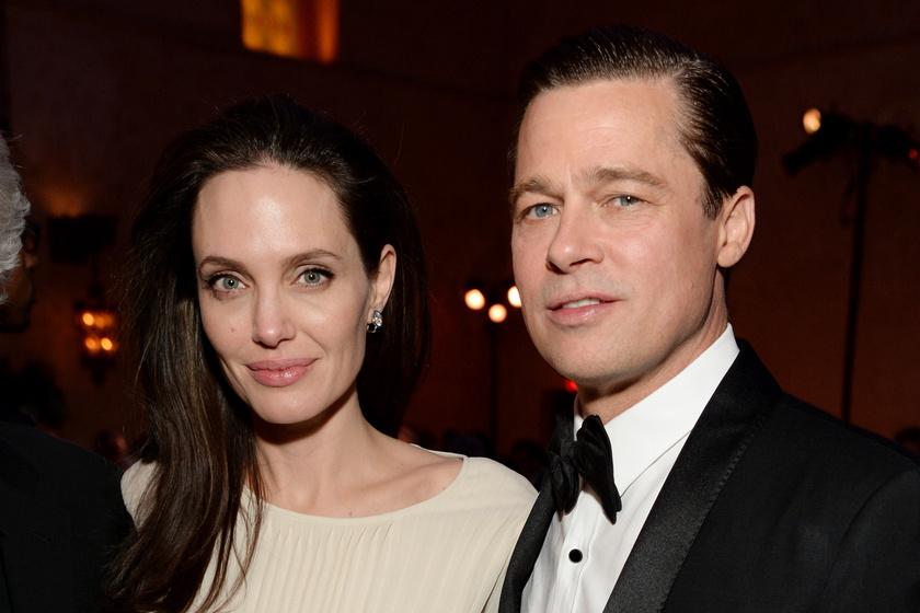 Brad Pitt fia így megnőtt - Kiköpött édesapja a kis Knox