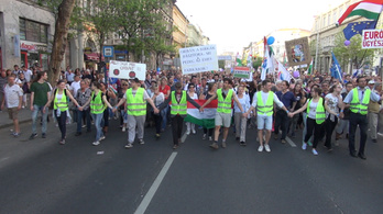 Élőben közvetítettük a Mi vagyunk a többség 2.0 tüntetést