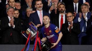 103 éve volt ekkora különbség a Spanyol Kupa döntőjében