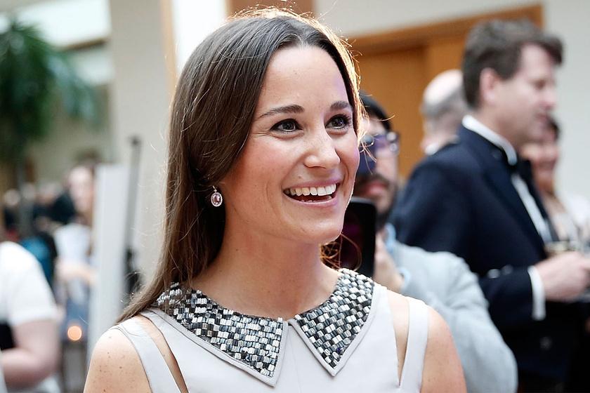 Katalin hercegné húga is kisbabát vár - Pippa hónapokig titkolta, hogy terhes