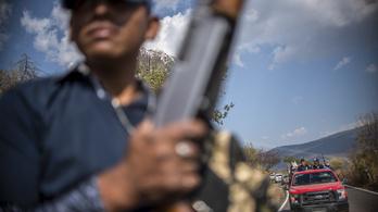 82 politikust öltek meg eddig a mexikói választási kampányban