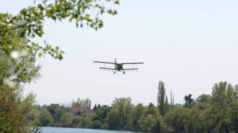 Már hétfőn elkezdik az országos szúnyogirtást