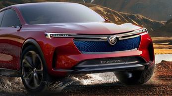 Ütős villany-SUV-t villant a Buick