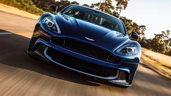 Bő százmilliót ért Bond Aston Martinja