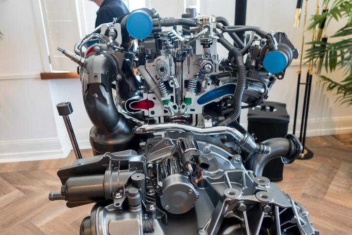 Az új 1.33-as benzinmotor a Renault-Nissan-al közös fejlesztés