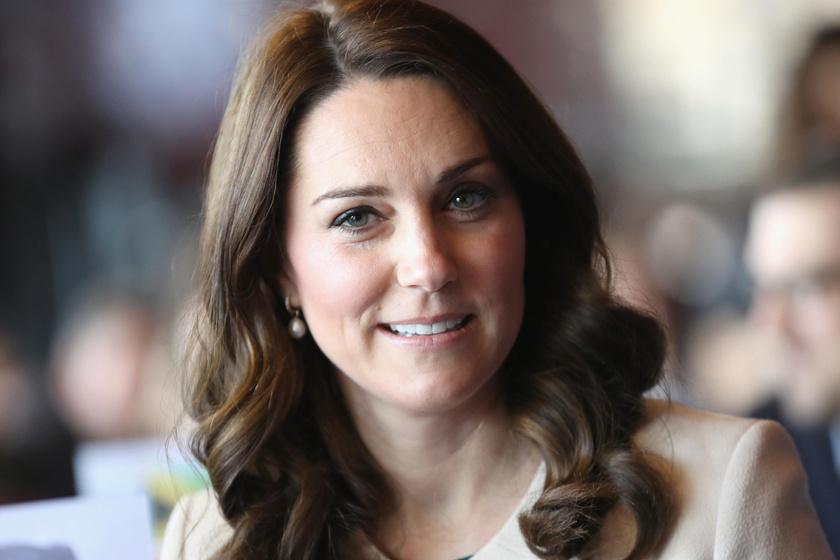 Katalin hercegnénél megindult a szülés - Most jelentette be a palota az örömhírt