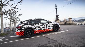 Elhalasztják a villany-Audi bemutatóját