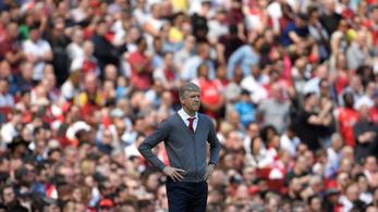 Wenger: Mintha a temetésemen lettem volna