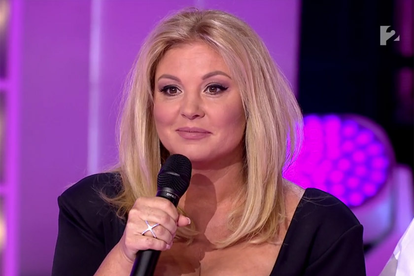 Liptai Claudia kiakasztotta a nézőket - Ezt a beszólást nem várták tőle