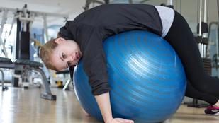 A szívnek és az agynak is árt a túl sok edzés