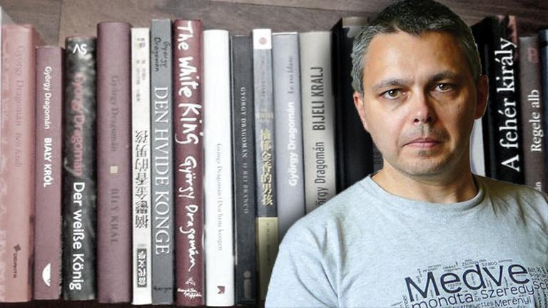 Dragomán György: Nem a könyvek drágák, mi keresünk keveset