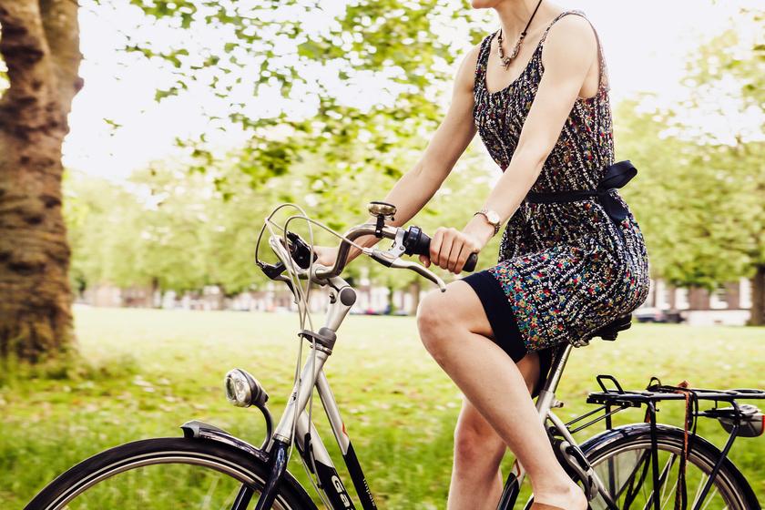 Sok biciklis nem ismeri ezeket a szabályokat: a rendőrség hívta fel rájuk a figyelmet