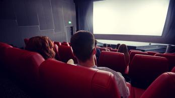 Kisütött a nap, nem járnak az emberek moziba
