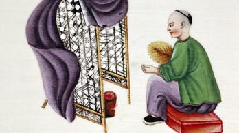 A hernyócsempész szerzetesek, akik megdöntötték a kínai selyemmonopóliumot