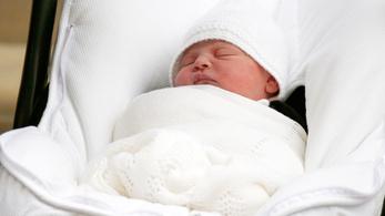 Megszületett Vilmos herceg és Katalin harmadik gyereke