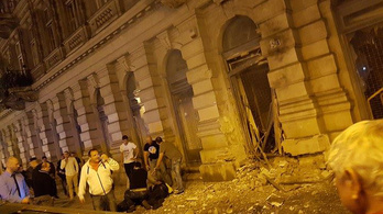 Levetítették a körúti merénylő robbantás előtti óráit a bíróságon