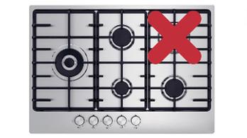 Túl sok szén-monoxidot bocsát ki az IKEA főzőlapja, ingyen javítják a hibát