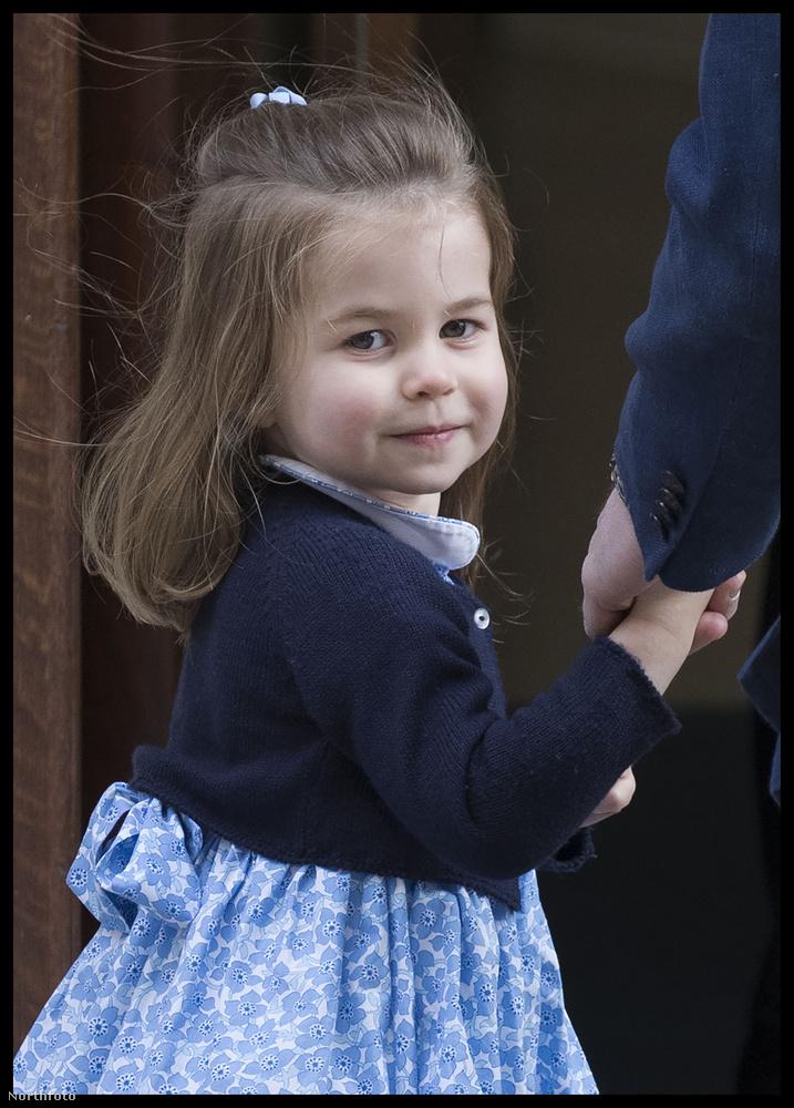 Szóval ilyen egy született hercegnő