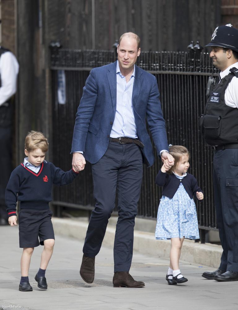 Ez a kontraszt a két gyerek között egyébként már korábban is látható volt.