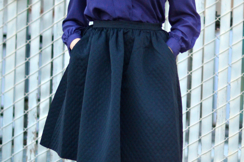 Ez a legjobb alakformáló szoknyafazon: fiús és nőies csípőn is jól mutat