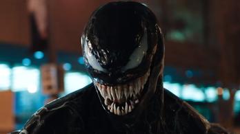 Végre láthatjuk, milyen Venom lett Tom Hardyból