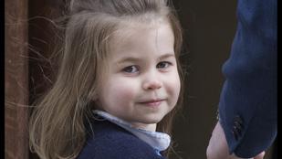 Sarolta hercegnő még nincs hároméves, de már most elképesztően profi rojál