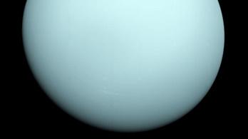 Kozmikus fingfelhő veszi körbe az Uránuszt