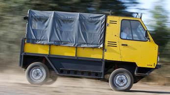 Indiába megy a lapra szerelhető autó